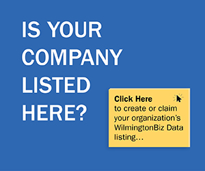 Claim your listing on WilmingtonBiz Data